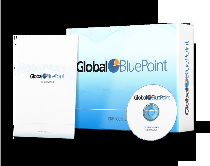 GlobalBluePoint© ERP